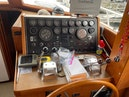 Offshore Yachts-48 Yachtfisher 1990-TIME LAPSE Wickford-Rhode Island-United States-Lower Helm Station  Starboard Forward-1774779 | Thumbnail