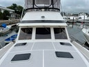 Offshore Yachts-48 Yachtfisher 1990-TIME LAPSE Wickford-Rhode Island-United States-Foredeck Looking Aft-1750295 | Thumbnail