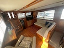 Offshore Yachts-48 Yachtfisher 1990-TIME LAPSE Wickford-Rhode Island-United States-Cabin Entry Steps and Salon-1750279 | Thumbnail