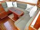 Mainship-3 Stateroom 430 2001-MoWhisky Alton-Illinois-United States-43 Mainship salon settee-1785582 | Thumbnail