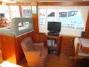 Mainship-3 Stateroom 430 2001-MoWhisky Alton-Illinois-United States-43 Mainship salon starboard-1785583 | Thumbnail
