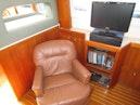 Mainship-3 Stateroom 430 2001-MoWhisky Alton-Illinois-United States-43 Mainship salon starboard lounge chair-1785585 | Thumbnail