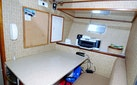 Hatteras-CPMY 1977-SENTRY Chesapeake-Virginia-United States-Galley Dinette/Office-452925 | Thumbnail