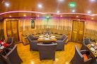 Custom-Explorer 110 2016 -Male-Maldives-Custom 110 Motor Yacht Dining and Lounge Area-534407 | Thumbnail