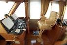 Legacy Yachts-Flybridge Sedan 2004-ARABELLA Stuart-Florida-United States-Lower Helm to starboard; Stidd seat-453072 | Thumbnail