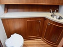 Custom-Middleton Sports Fisherman 2008-Chasing Tail Dania-Florida-United States-Head Lower Cabinets and Floor Detail-913282 | Thumbnail