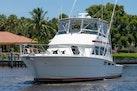 Hatteras-Convertible 1995-Valentine Stuart-Florida-United States-Port Bow Profile-911148 | Thumbnail