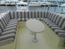 Hatteras-Motor Yacht 1989-Windfall Stuart-Florida-United States-Flybridge Seating-910381 | Thumbnail