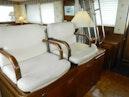 Hatteras-Motor Yacht 1989-Windfall Stuart-Florida-United States-Lower Helm Seats-910413 | Thumbnail