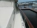Hatteras-Motor Yacht 1989-Windfall Stuart-Florida-United States-Port Side Deck Aft-910371 | Thumbnail