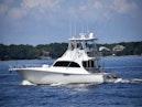 Custom-Richards 48 Convertible 1998-PIPE DREAM Pensacola-Florida-United States-Port Aft Profile Running-970720 | Thumbnail