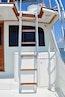 Buddy Davis-47 Sportfish 1988-Yellowfin Milford-Connecticut-United States-Flybridge Ladder-1031254 | Thumbnail