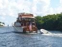 Trumpy-CPMY 1960-ATLAS Stuart-Florida-United States-Stern Profile Underway-452874 | Thumbnail